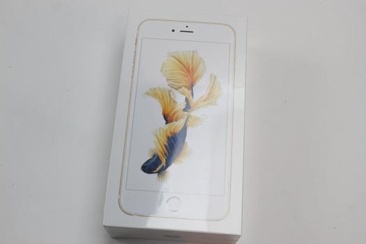 Apple Iphone 6s Plus, Gold,  64gb