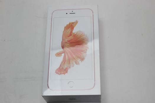 Apple Iphone 6s Plus, Rose Gold, 16 Gb