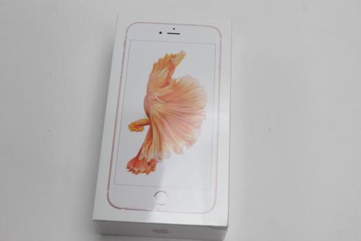 Apple Iphone 6s Plus, Rose Gold, 16gb