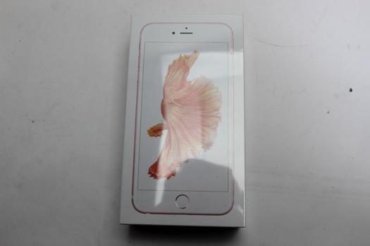 Apple Iphone 6s Plus, Rose Gold, 64 Gb