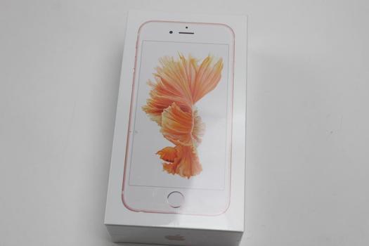Apple Iphone 6s, Rose Gold, 64gb