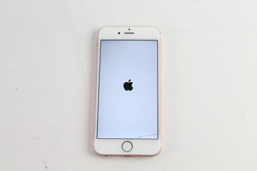 Apple IPhone 6s, Unknown Carrier, Activation Locked, Sold For Parts