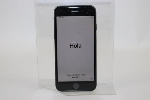 Apple IPhone 7, 128GB, Unknown Carrier, Activation Locked, Sold For Parts