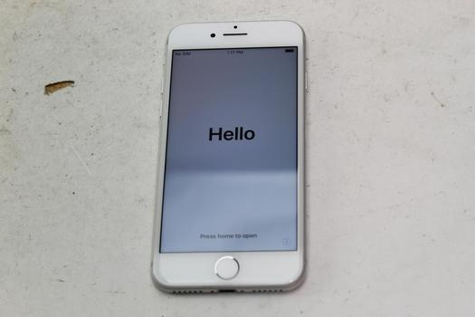 Apple IPhone 7, 256GB, Unknown Carrier, Activation Locked, Sold For Parts