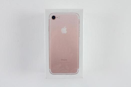 Apple IPhone 7, 32GB, Carrier Unknown, New In Box