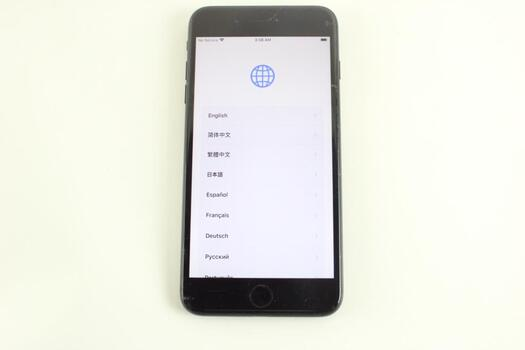 Apple IPhone 7+ Activation Locked, Sold For Parts