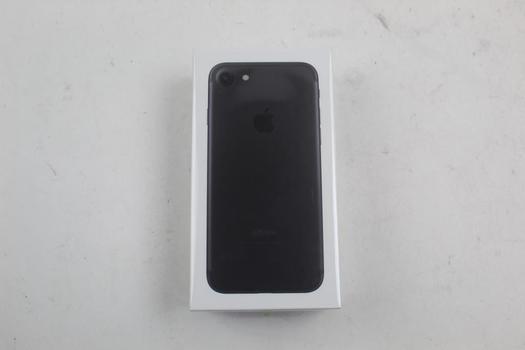Apple Iphone 7 Black 128GB Model A1660 Brand New