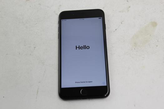 Apple IPhone 7 Plus, 128GB, AT&T, Activation Locked, Sold For Parts