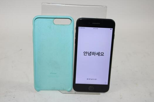 Apple IPhone 7 Plus, 256GB, Unknown Carrier, Activation Locked, Sold For Parts