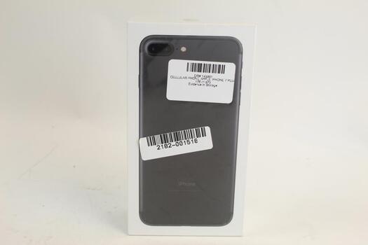 Apple IPhone 7 Plus Series 32GB, Carrier