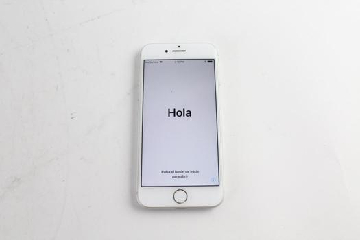 Apple IPhone 8, Unknown Carrier, Activation Locked, Sold For Parts