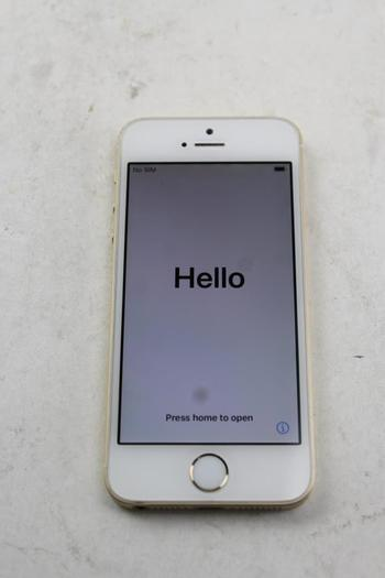 Apple IPhone SE, 64GB, Unknown Carrier, Activation Locked, Sold For Parts