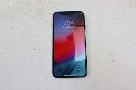 Apple IPhone X, 256GB, Unknown Carrier