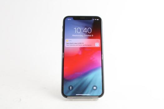 Apple IPhone X, 64 GB, Sprint