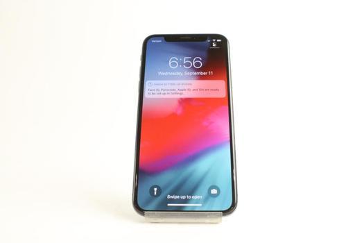 Apple IPhone X, 64 GB, Verizon