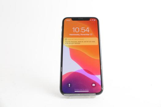Apple IPhone X, 64 GB, Verizon
