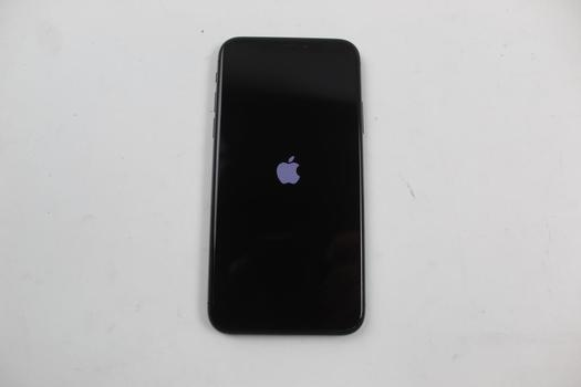 best loved 66fc7 f9bbb Apple IPhone X, 64GB, Unknown Carrier, Activation Locked, Sold For ...
