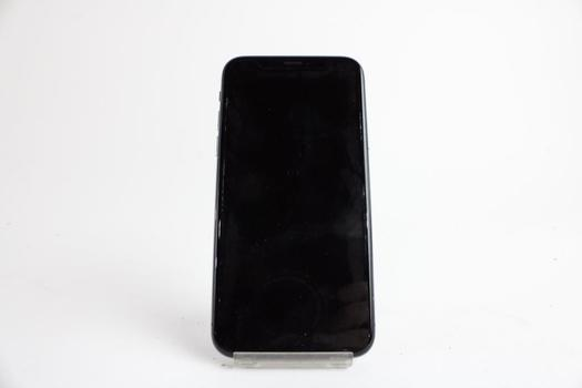 Apple IPhone X, Activation Locked, Sold For Parts