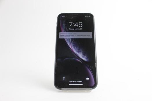 Apple IPhone XR, 128 GB, Sprint