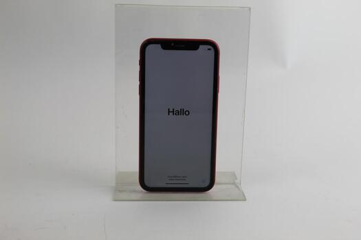 Apple IPhone XR, 64GB, Unknown Carrier, Activation Locked, Sold For Parts
