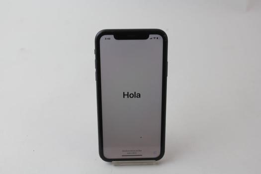 Apple IPhone  XR , Activation Locked, Sold For Parts