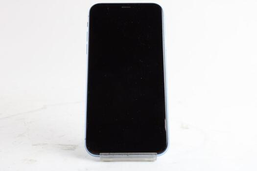 Apple IPhone XR, Unknown Carrier, Activation Locked, Sold For Parts