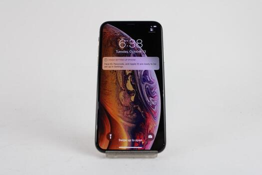Apple IPhone XS, 64 GB, Carrier Unknown