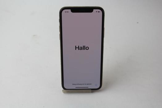 Apple IPhone XS , Activation Locked, Sold For Parts