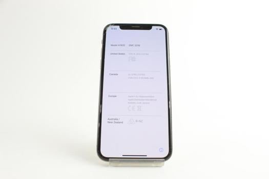 Apple IPhone XS, Activation Locked, Sold For Parts