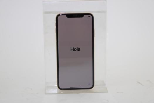 Apple IPhone XS Max, 256GB, Unknown Carrier, Activation Locked, Sold For Parts