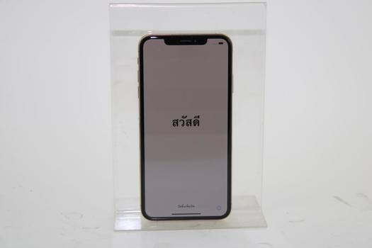Apple IPhone XS Max, 64GB, Unknown Carrier, Activation Locked, Sold For Parts