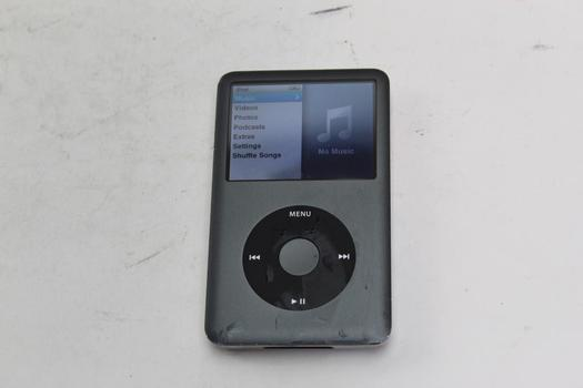 Apple IPod Classic 7th Gen, 120GB