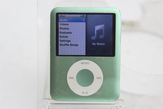 Apple IPod Nano 3rd Gen, 8GB | Property Room