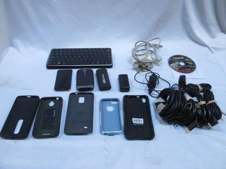 Apple Ipod, Powerbanks, Microsoft Keyboard, Uncharted PS3 Game And More: 5+ Pieces