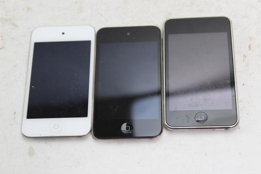 Apple Ipod Touch, 3 Pieces