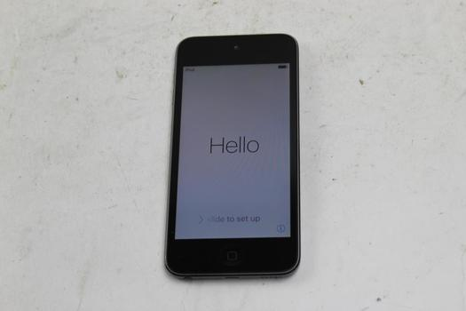 Apple IPod Touch 5th Gen, 16GB, ICloud Locked, Sold For Parts