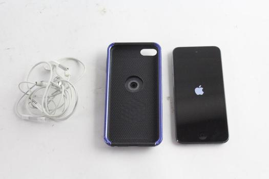 Apple IPod Touch 5th Gen, ICloud Locked, Sold For Parts