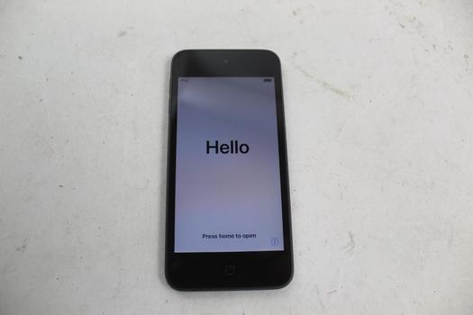 Apple IPod Touch 6th Gen, 128GB, ICloud Locked, Sold For Parts