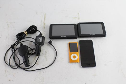 Apple IPod Touch And More, 4 Pieces