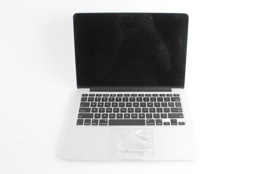 Apple Macbook Pro , Sold For Parts