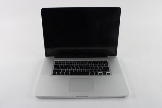 Apple Macbook Pro, Sold For Parts