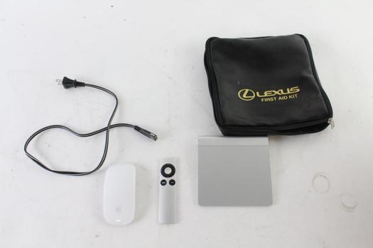Apple Magic Trackpad And More, 3 Pieces