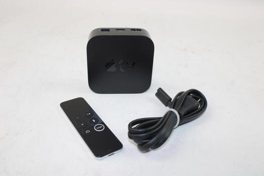 Apple TV 4K (Model A1842)