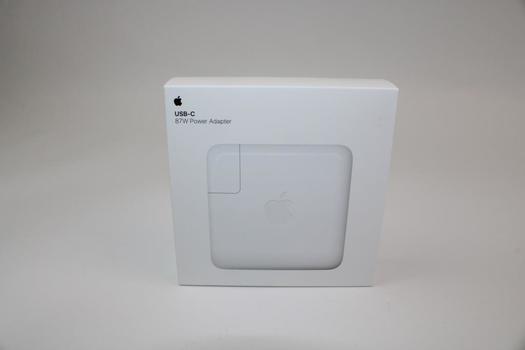 Apple Usb-c 87w Power Adapter