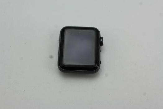 Apple Watch Series 3 (GPS + LTE), 38mm Aluminum