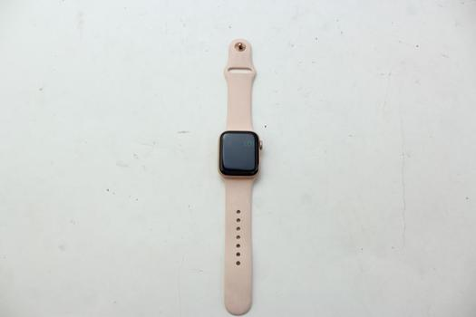 Apple Watch Series 4 (GPS) In-Store Demo Model, 40mm Aluminum,  Pink Sand Sports Band - Activation Locked Sold For Parts