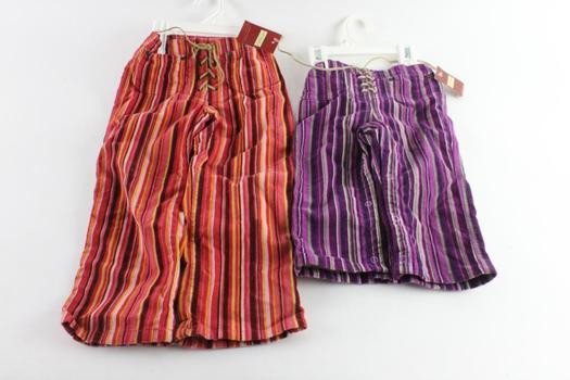 Arizona Baby Girls Pants, Size 18M, 2 Pieces