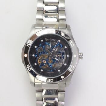 Armitron Skeleton Dial Watch