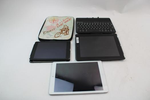 Assorted Apple Tablets; 3 Pieces