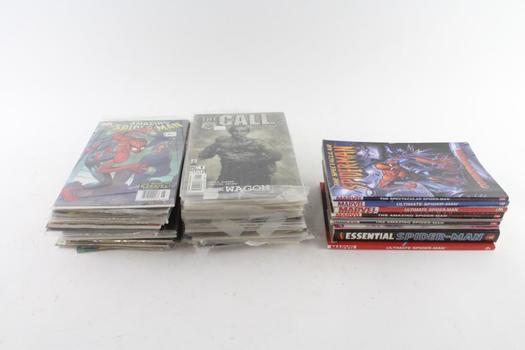Assorted Comic Books, 50+ Pieces